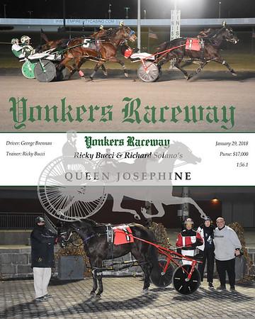 01292018 Race 5-Queen Josephine