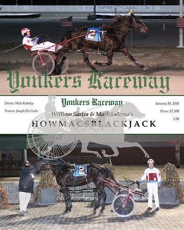 20180130 Race 7- Howmacsblackjack