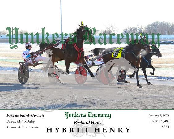 20170107 Race 5- Hybrid Henry