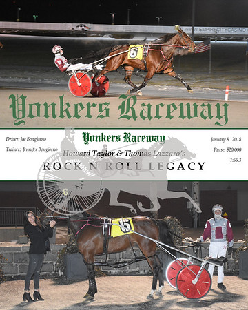 01082018 Race 9-Rock N Roll Legacy