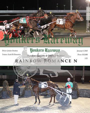 01092018 Race 8- Rainbow Romance N