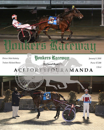 01092018 Race 3- Acefortyfouramanda