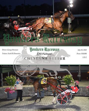 07102018 Race 5-Cheyenne Seeber
