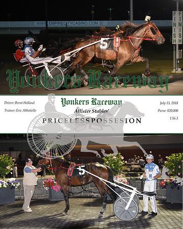 20180713 Race 7-PricelessPossesion