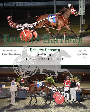 20180713 Race 8-Caviart Cherie
