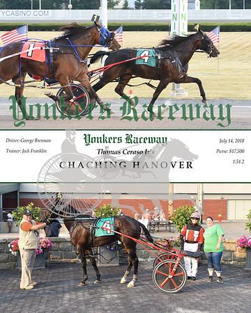 20180714 Race 1-Chaching Hanover