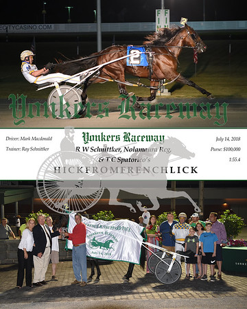 20180714 Race 6-HickFromFrenchLick