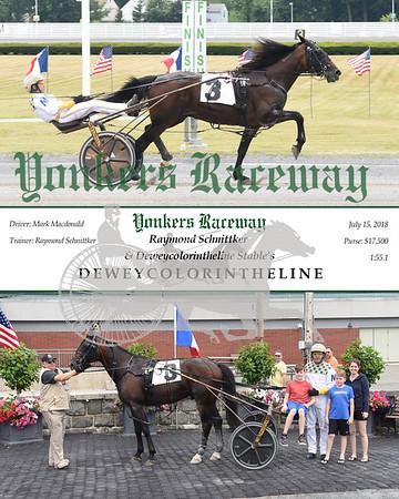 20180715 Race 7-DeweyColorInTheLine