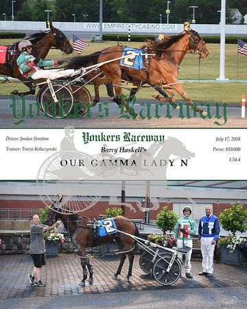 07172018 Race 3-Our Gamma Lady N