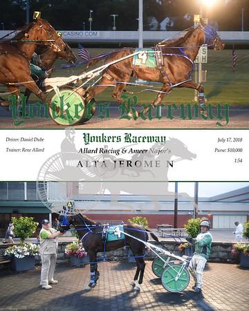 07172018 Race 4-Alta Jerome N