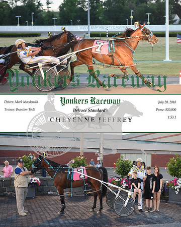 07202018 Race 4-Cheyenne Jeffrey
