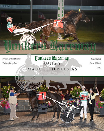 07202018 Race 10-Made Of Jewels As