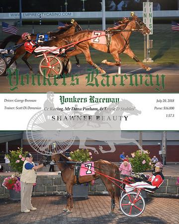 07202018 Race 5-Shawnee Beauty
