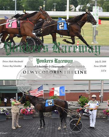 0722018 Race 2-DewyColorInTheLine