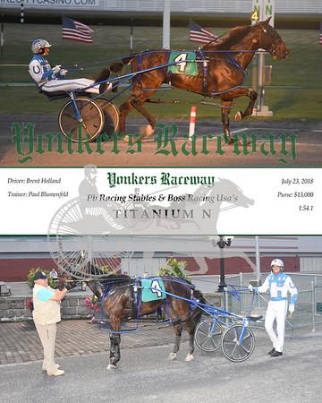 0723018 Race 3-Titanium N