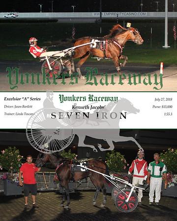 20180727 Race 4- Seven Iron