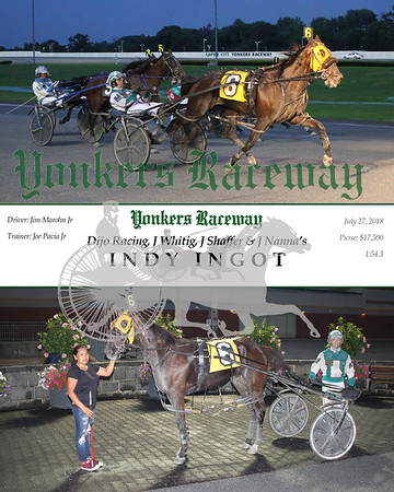 20180727 Race 3- Indy Ingot