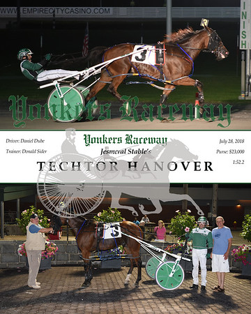 20180728 Race 9-Techtor Hanover