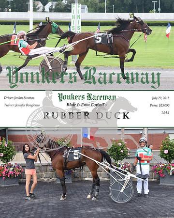 20180729 Race 10-Rubber Duck