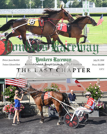 20180729 Race 11-The Last Chapter