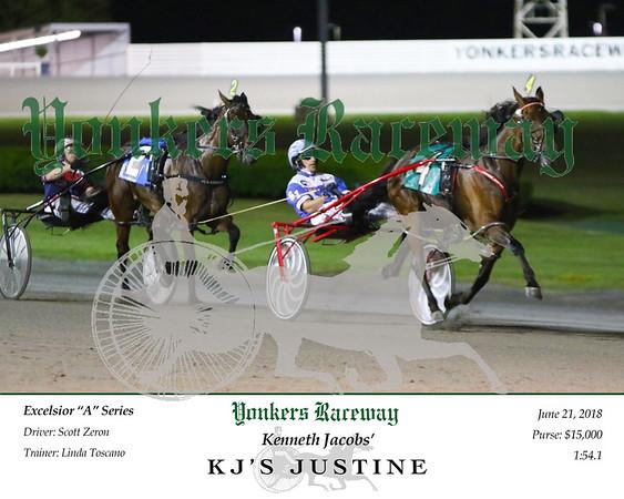 20180621 Race 7- KJ's Justine 2