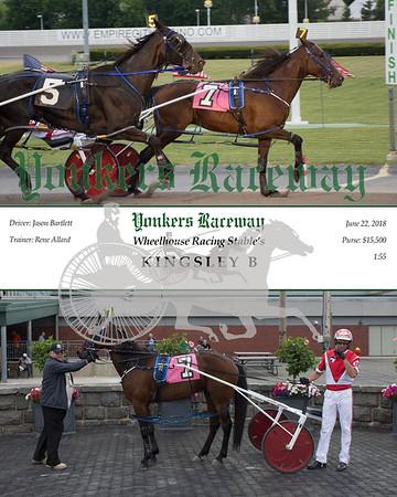 20180622 Race 1-Kingsley B