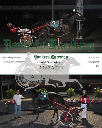 20180622 Race 7-Lispatty