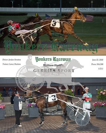 20180622 Race 5-Gerries Sport
