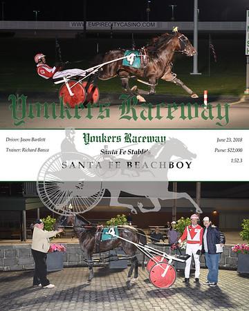 20180623 Race 11-Santa Fe Beachboy