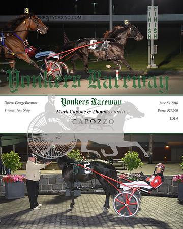 20180623 Race 9-Capozzo