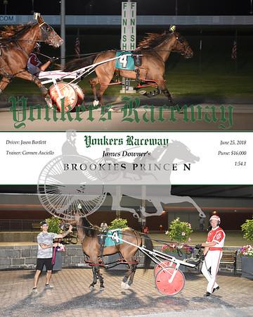 20180625 Race 8-Brookies Prince N