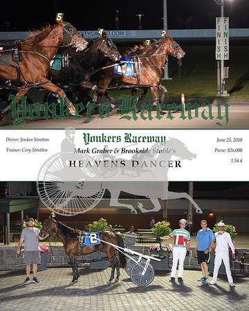20180625 Race 9-Heavens Dancer