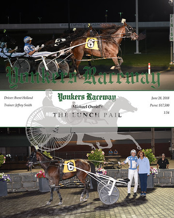 20180628 Race 11-The Lunch Pail