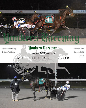 02122018 Race 9-Marced For Terror