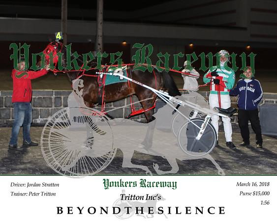 20180316 Race 3- Beyondthesilence