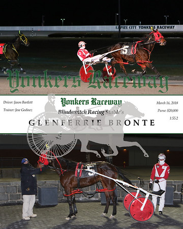 20180316 Race 5- Glenferrie Bronte