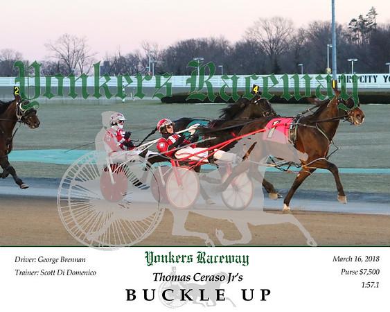 20180316 Race 1- Buckle Up 2