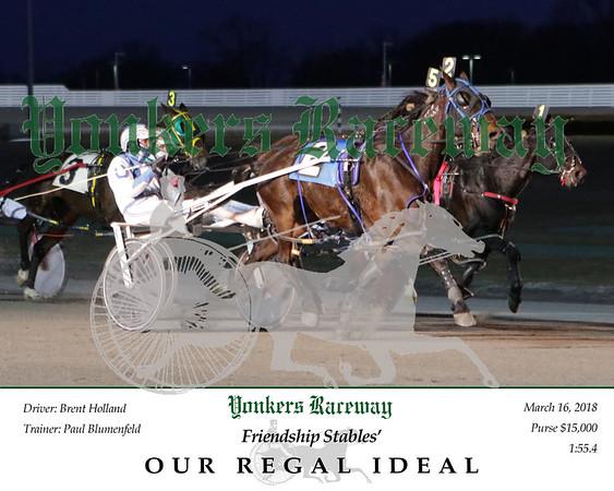 20180316 Race 2- Our Regal Ideal