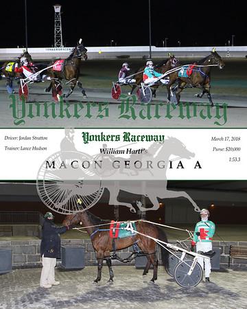 20180317 Race 12- Macon Georgia A