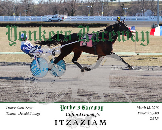 20181803 Race 11- Itzaziam