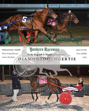 20180319 Race 4- Diamontoothgertie