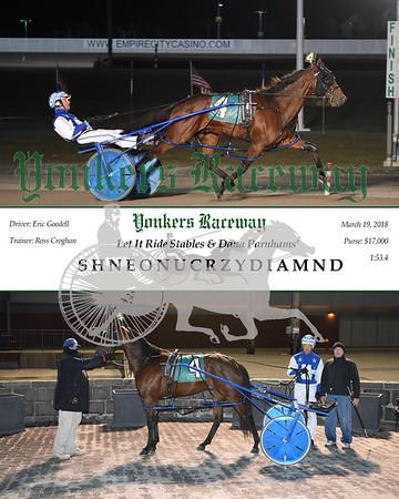 20180319 Race 8- Shneonucrzydiamnd A