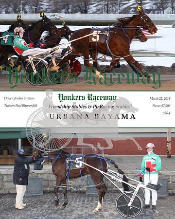 20180322 Race 1- Urbana Bayama