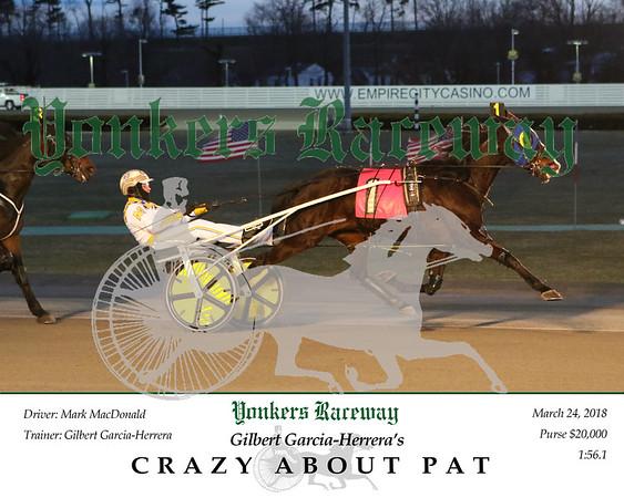 20180324 Race 2- Crazy About Pat 2
