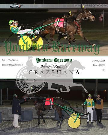 20180324 Race 4- Crazshana