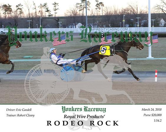 20180324 Race 1- Rodeo Rock 2
