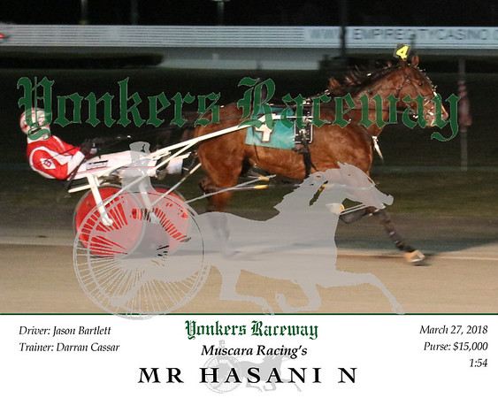 20180327 Race 6- Mr Hasani N