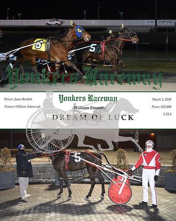 20180303 Race 12- Dream Of Luck