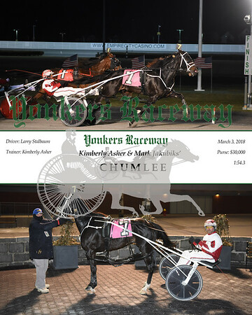 20180303 Race 7- Chumlee A
