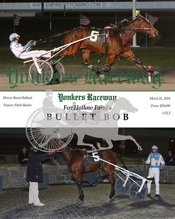 20180331 Race 3- Bullet Bob